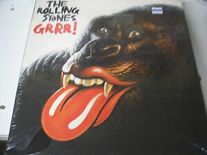 The Rolling Stones Grrr 5 X Lp Box Set New Still Sealed