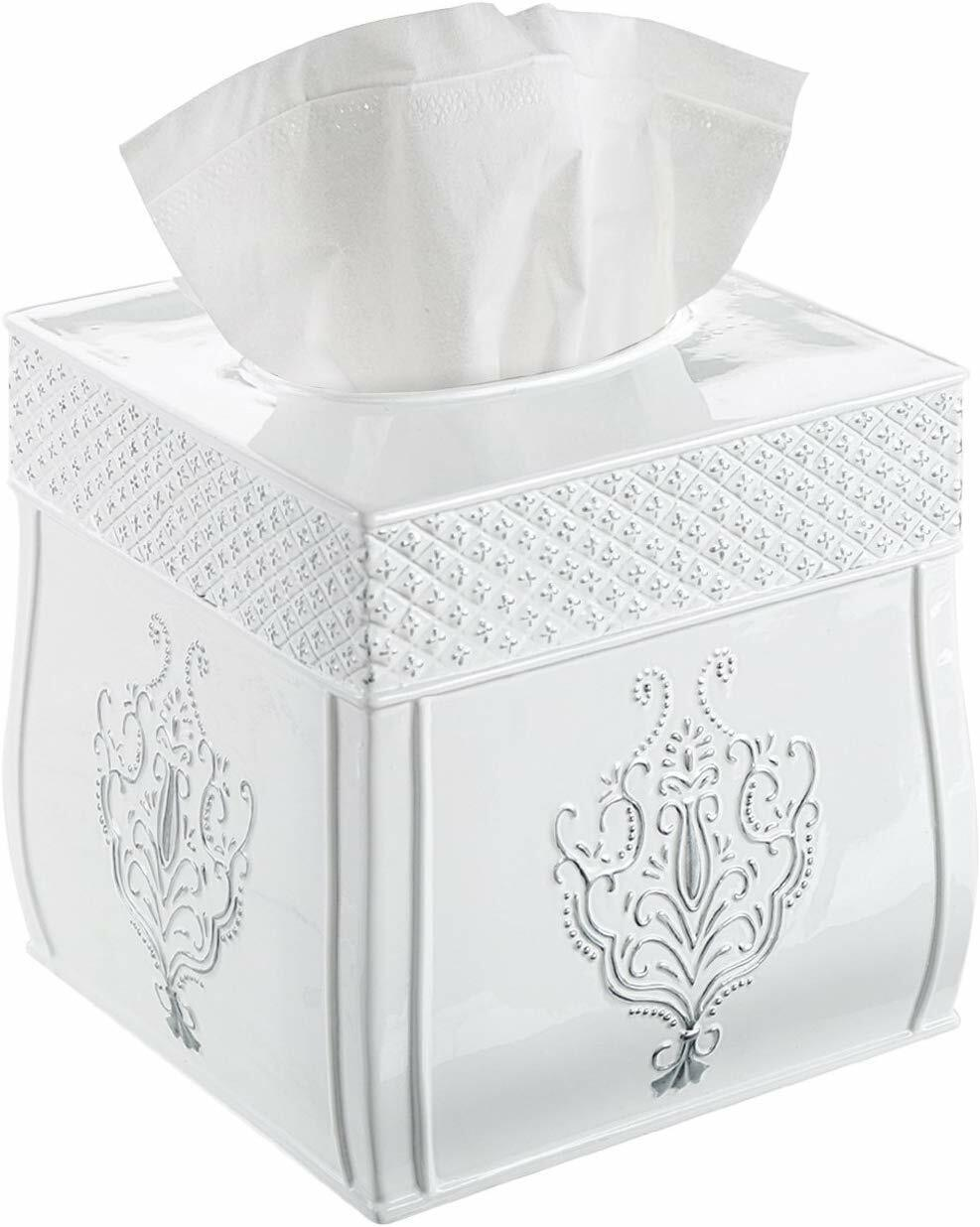 Creative Scents Square Tissue Box Startseite – Decorative Tissue Holder Is Finished