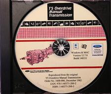 T5 Overdrive Manual Transmission (CD-ROM)