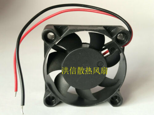 1PC YOUNG LIN DFS401012L 12V 0.7W 4CM 4010 2-wire ultra-quiet cooling fan