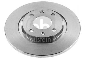 2x Bremsscheibe für Bremsanlage Vorderachse FEBI BILSTEIN 17822