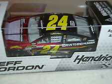 #24 JEFF GORDON AARP RIDE WITH JEFF SPECIAL 2013 SS ACTION /LIONEL 1/64
