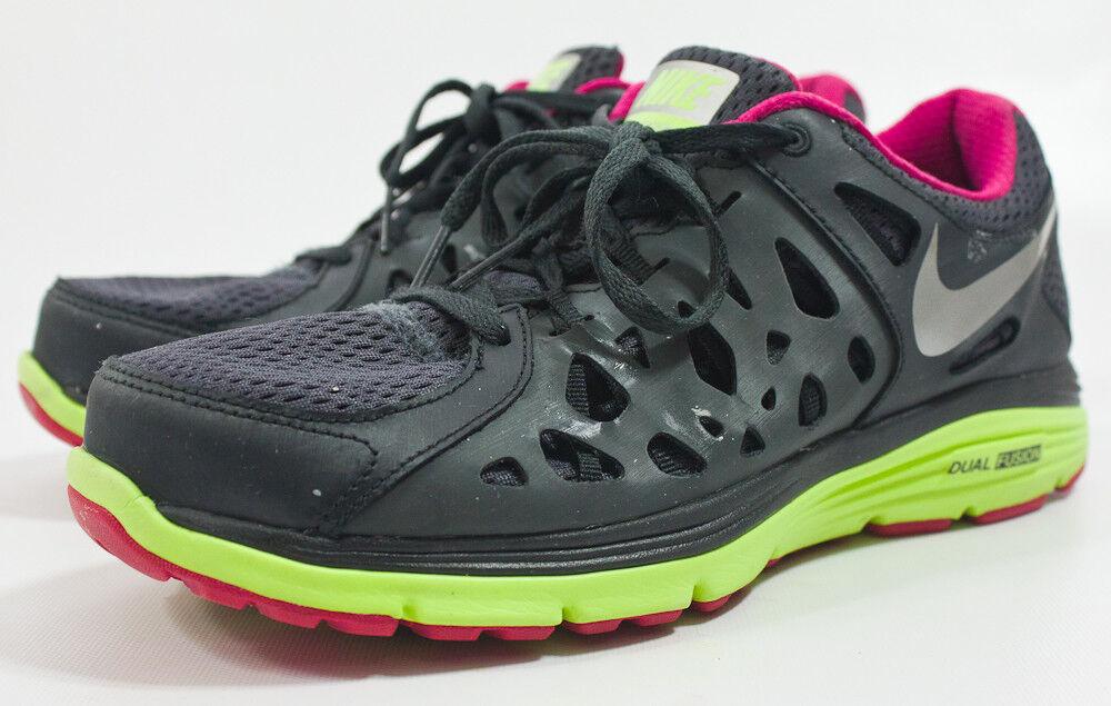 nike doppia fusione run run run 2 dimensioni 9.5 rosa, scarpe da corsa atletica leggera allenamento verde | Acquisto  | Uomini/Donne Scarpa  b5f97c