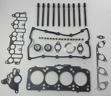 HEAD GASKET SET BOLTS A3 GOLF JETTA TOURAN OCTAVIA ALTEA TOLEDO 2.0 TDi 16V VRS