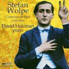 Stefan Wolpe Compositions for - David Holzman
