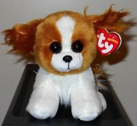 Ty Beanie Baby Barks The 6 Dog Stuffed Plush Toy 2017 With Mint Tags