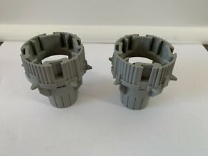 STAR WARS Y WING FIGHTER HULL ENGINE THRUSTERS X 2 KENNER VINTAGE 1983 ROTJ ANH