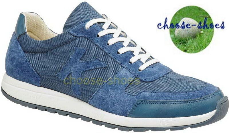 "KicKers "" Turnschuhe "" Nielo 490240-60-53 Blau Blau Blau e2852a"