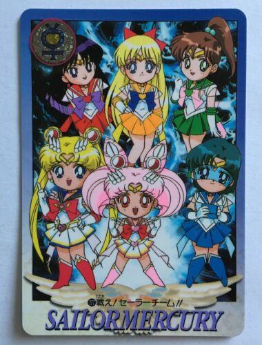 Sailor Moon S Carddass Graffiti 277