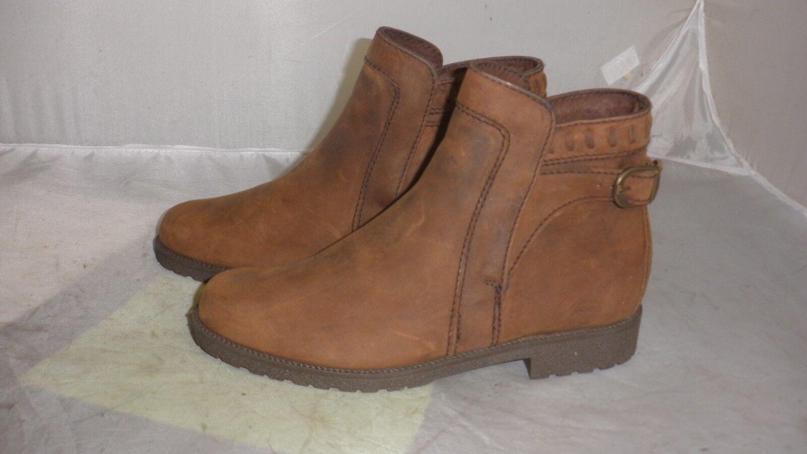 Aigle Aztec   ldren's Brown Leather Upper Short Boots Size 1  the best online store offer