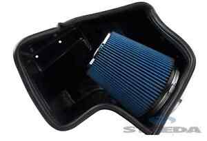 2015-2016-2017-Mustang-V6-3-7L-Steeda-ProFlow-Cold-Air-Intake-No-Tune-Required