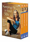 Keeping Fit In Your 50s Collection (DVD, 2010, 3-Disc Set, Box Set)
