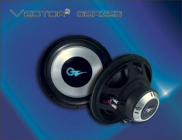 OZ Audio 12  VECTOR 127DB Subwoofer In QMAX Enclosure Rrp  400 USA MADE