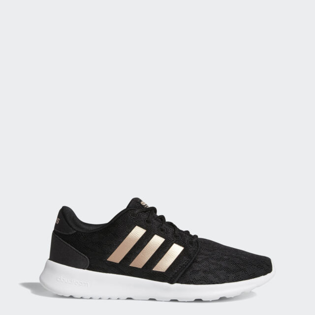 Free shipping > adidas cloudfoam qt racer shoes black > Up to 62 ...