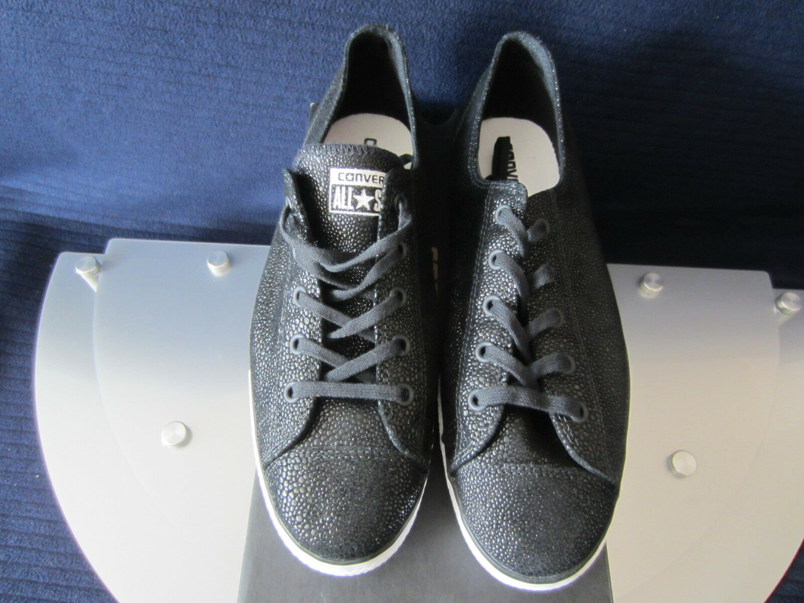 CONVERSE Schwarz Chuck Taylor All Star 553334C Sneakers Schwarz CONVERSE Gr.40, 42, 43. NEU 7edf4b