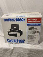 Brother Intellifax 1860c Printer Fax Copier