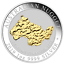2019-Australia-WELCOME-STRANGER-GOLD-NUGGET-24k-GILDED-1oz-SIlver-1-Coin thumbnail 5