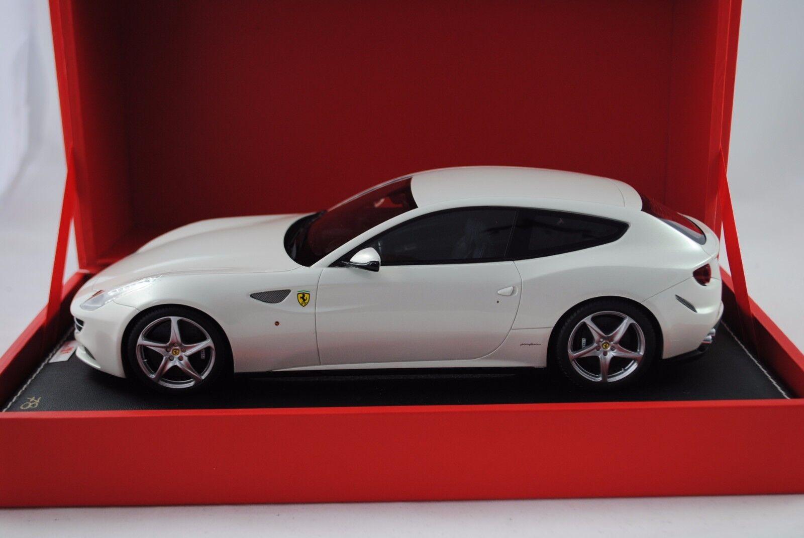 1 18 Mr Collection models Ferrari FF perlmut-Weiss limitado 078 199 rareza §