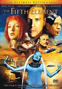 Brand-New-DVD-The-Fifth-Element-Bruce-Willis-Milla-Jovovich-Gary-Oldman