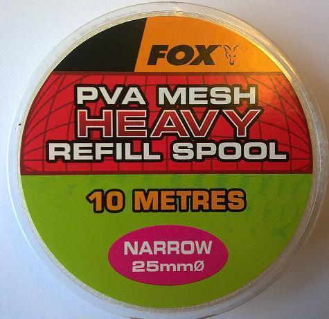 Fox PVA Mesh Heavy Refill Spool 10m  PVA Nachfüllpackung