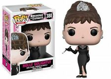 "Funko HOLLY GOLIGHTLY Breakfast at Tiffany's 3.75"" POP Figure AUDREY HEPBURN"
