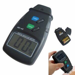 Pro-Damp-Meter-Digital-LCD-Moisture-Detector-Wood-Brick-Humidity-Caravan-Tester