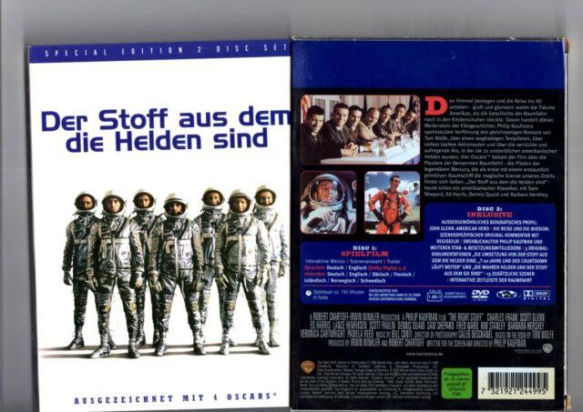 Der Stoff, aus dem die Helden sind (Special Edition, 2 DVDs) DVD 9189