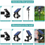 Ubitree-Solar-Lights-Outdoor-Solar-Powered-Lights-8LEDs-Wireless-800lumens-2-in thumbnail 4