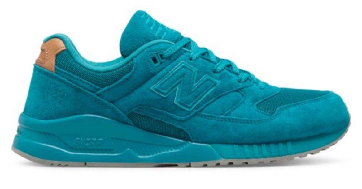 NEW NEW NEW New Balance Men's shoes M530MOT 90's Running 530 bluee Atoll Classics ac652b