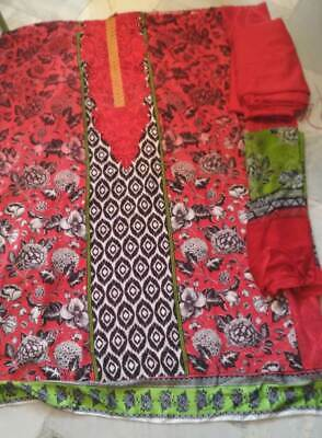 Indian Pakistani Kameez Salwar Dress Bollywood Anarkali New Suit Designer Party