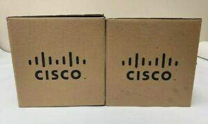 LOT-OF-2-NEW-CISCO-AIRONET-AIR-ANT514NV-R-5-0GHZ-4-0DBI-OMNI-ANTENNAS