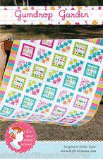 Quilt Pattern ~ GUMDROP GARDEN ~ by It's Sew Emma