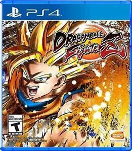 Dragon Ball FighterZ PS4 (Sony PlayStation 4, 2018) Brand New - Region Free