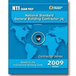 n11 national standard general contractor exam questions workbook icc rh ebay com Test Questions CDL Practice Test