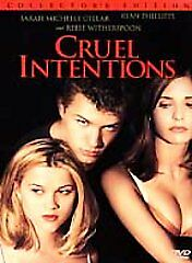 Cruel Intentions DVD, 1999  - $3.50