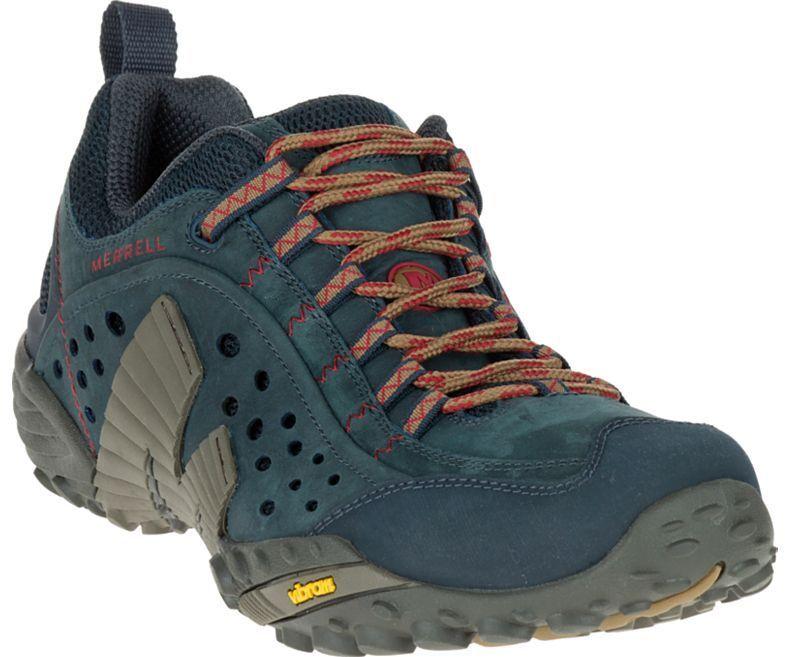 Merrell J559593 Intercept Men's Walking Schuhe J559593 Merrell Blau Wing NEW 9d50bb