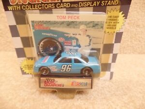 TOM PECK #96 1//64 SCALE THOMAS RACING CAR IN A BAG