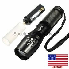 Bright Military Grade Tactical 1800LM LED Flashlight Gladiator LT600 US Stock