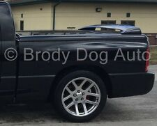 Dodge Ram Spoiler SRT10 Custom Rear Wing For Hard Tonneau Bed Covers UNPAINTED