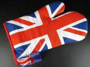 Union-Jack-Ofen-Handschuh-Ovenglove-Souvenir-London-England-NEU