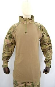 Russian-Army-Multicam-UBAC-Combat-Shirt-Under-Body-Armour-Top-MTP