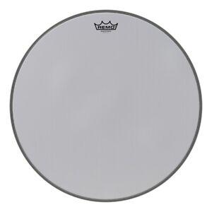 Remo-SilentStroke-Practice-Bass-Drumhead-20-Video-Demo
