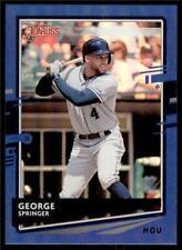 GEORGE SPRINGER RC 2013 Bowman Platinum Prospects #BPP38 ****HOT****