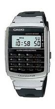 Casio CA56-1 Men's Classic Resin Band 8 Digit Chronograph Alarm Calculator Watch