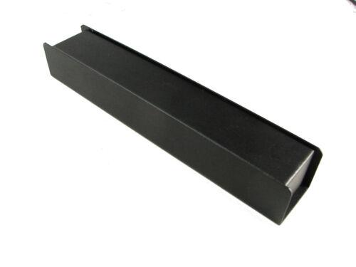 """Procraft Steel Project Box  10-5//8/"""" x 1-7//8/""""/"""" x 1 5//8/"""" PB1E-XX-BK"""