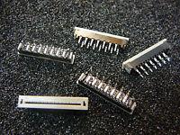 Fci Ffc (flat Flexible) Skt 14-pos 2.5mm Connector Straight 5/pkg