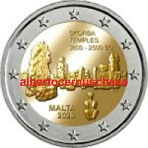 2-euro-2020-MALTA-Malte-Scorba-Skorba-temples-siti-preistorici