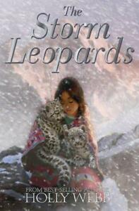 The-Storm-Leopards-by-Webb-Holly-NEW-Book-FREE-amp-FAST-Delivery-Hardcover