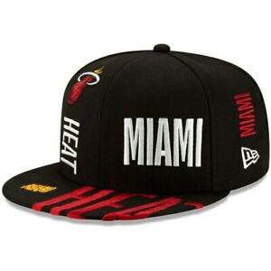 Miami-Heat-New-Era-2019-NBA-Tip-Off-Series-9FIFTY-Adjustable-Snapback-Hat