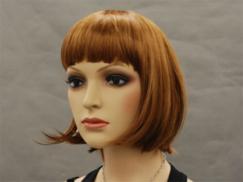 Female Wig Mannequin Head Hair for Mannequin #WG-T6